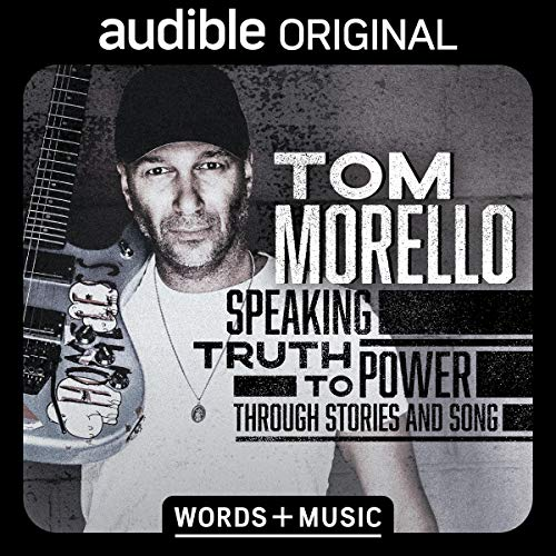 Tom Morello at Minetta Lane Theatre: Speaking Truth to Power Through Stories and Song