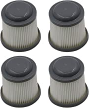 Dolloress Filters Replacement Compatible with Black&Decker VF100 VF100H PVF110 PHV1210 PHV1810 Vacuum Cleaner Accessory Wa...