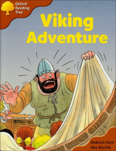 Oxford Reading Tree: Stage 8: Storybooks: Viking Adventureの詳細を見る