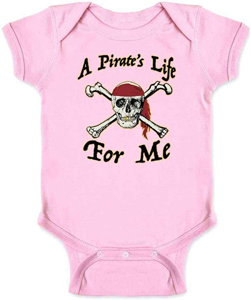 Pop Threads A Pirates Virginia Louisville-Jefferson County Mall Beach Mall Life for Me Ba and Skull Infant Crossbones