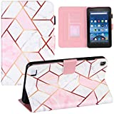 ZOOMALL Folio Case for Amazon Fire 7 (Compatible with