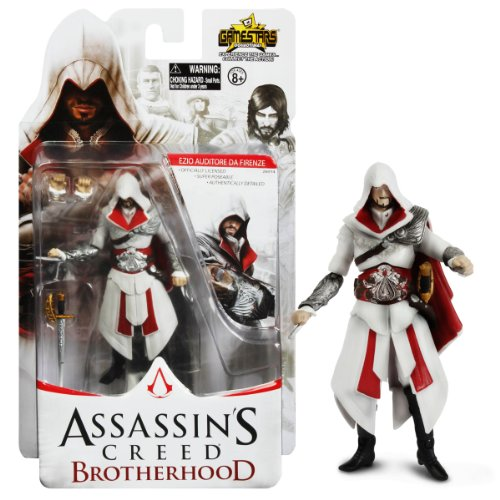 Gamestars Assassin S Creed Ezio Auditore Da Firenze Buy Online In Oman Gamestars Products In Oman See Prices Reviews And Free Delivery Over 25 000 Omr Desertcart