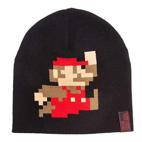 Nintendo - Bonnet - Super Mario Pixel
