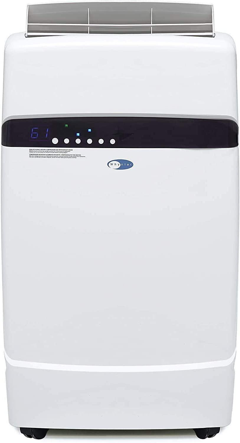 Inventory cleanup selling sale Whynter ARC-12SDH 12 000 BTU Dual Portable Hose Conditioner Air Special Campaign