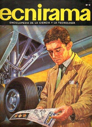 TECNIRAMA. Enciclopedia de la Ciencia y la Tecnología. Nº 2. Los espejos....