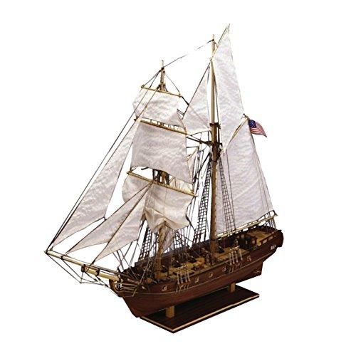 Constructo D80837 - Holzbausatz Enterprise - Maryland 1799 - 1:51