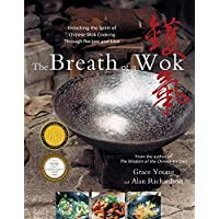 Deals on The Breath of a Wok: Unlocking the Wok Cooking Throug