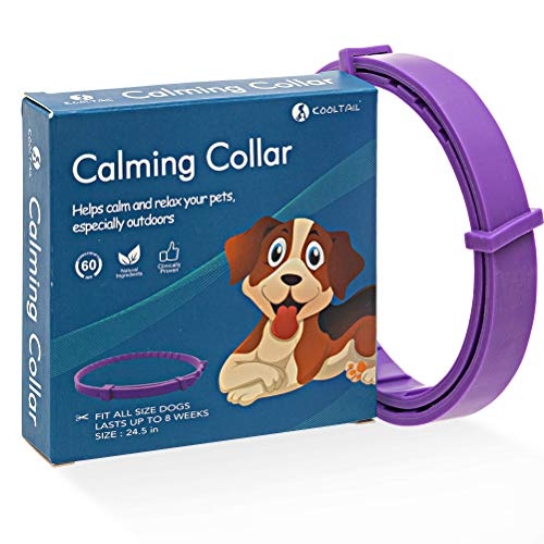 KOOLTAIL Calming Collar for Dogs