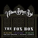 Songtexte von The Allman Brothers Band - Instant Live: The Fox Box