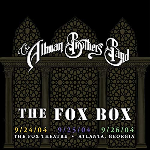 Fox Box (8 CD)