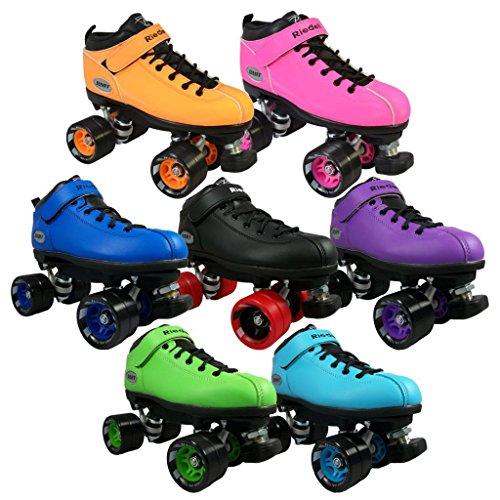 Riedell Schlittschuhe Dart Roller Skate, Unisex, violett