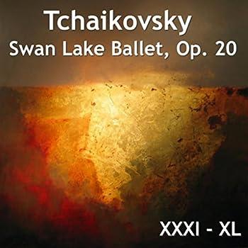 Swan Lake Ballet Op 20  Xxxv
