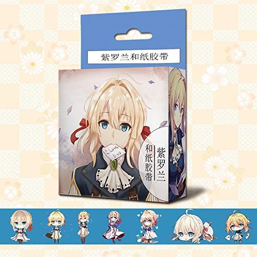 Haushele OFD Anime Mein Held Akademie Schwert Kunst Online Tokyo Ghoul Natsume Friend Account Paper Tape(H07)