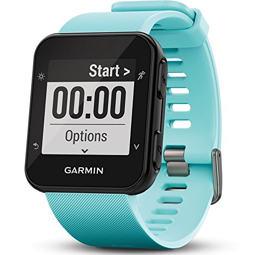 Garmin Forerunner 35 Watch, Frost Blue - International Version - US warranty