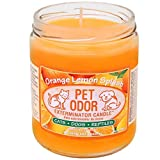 Specialty Pet Products Pet Odor Exterminator Candle