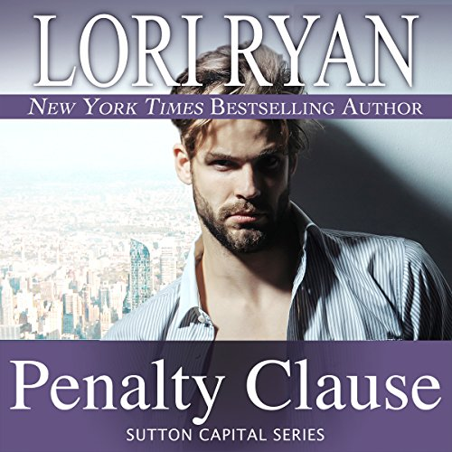 Penalty Clause audiobook cover art