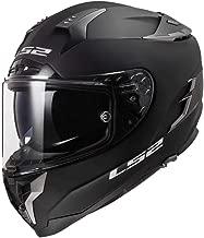 LS2 Helmets Challenger Unisex-Adult Full face Helmet Matte Black Large
