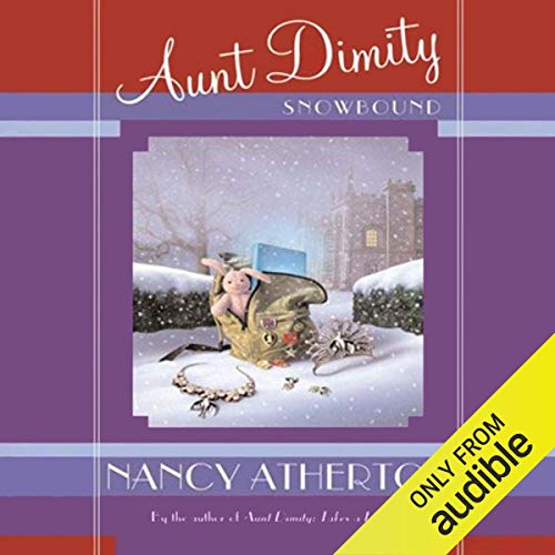 Aunt Dimity: Snowbound audiobook cover art
