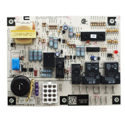OEM Upgraded Replacement for Honeywell Furnace Control Circuit Board ST9162A 1040
