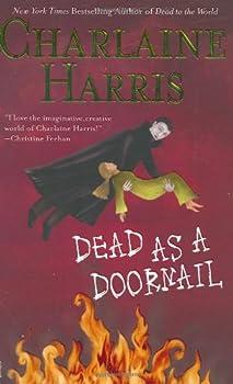 Hardcover Dead As a Doornail Book