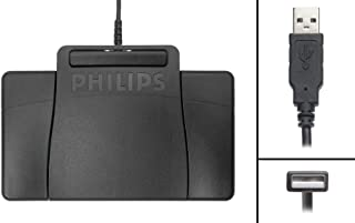 Philips LFH7277 USB SpeechExec Pro Transcription Kit