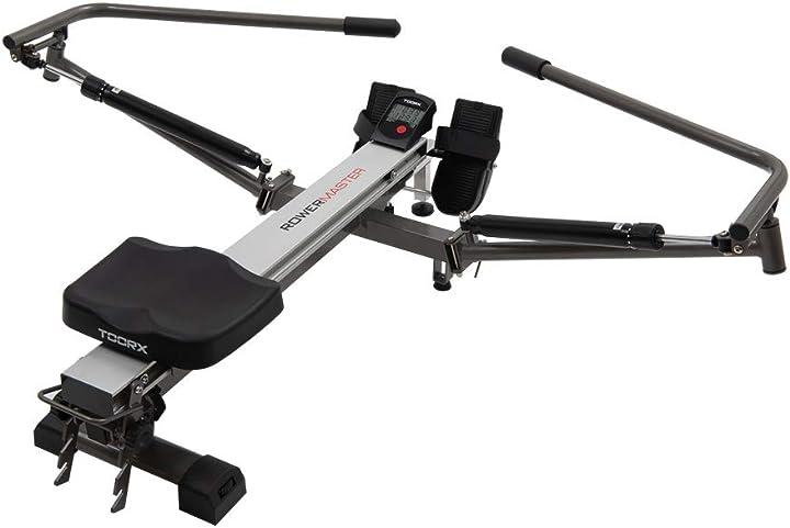 Vogatore toorx rower master 8029975996660