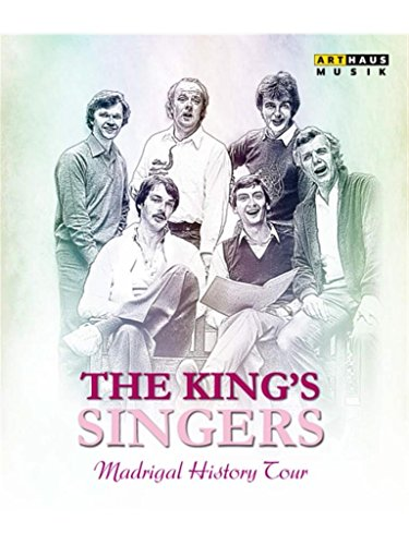 The King's Singers: Madrigal History Tour [Blu-ray]