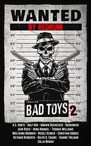 Bad Toys 2: Ein erstklassiger Abenteuerroman