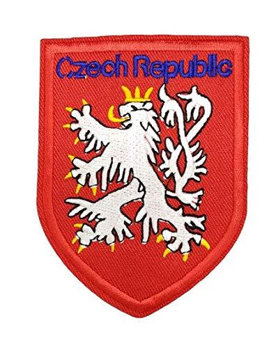 Parche Termoadhesivo Escudo Leon República Checa