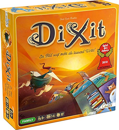 Libellud Dixit original - Juego de mesa,...