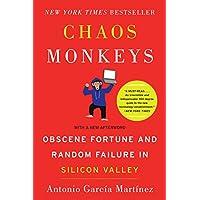 Deals on Chaos Monkeys: Obscene Fortune and Random Failure Kindle