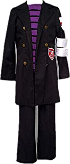 Anime Katekyo Hitman Reborn Belphegor Cosplay Costume Halloween Costume Uniform Suits for Women Men Full Set