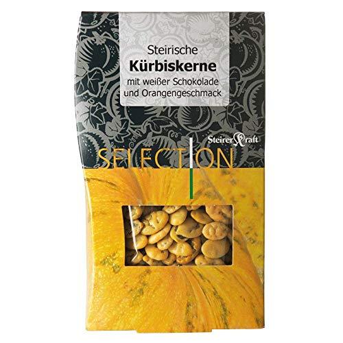 Bild Steirerkraft - Steirische Kürbiskerne Orangen-Schokolade Selection - 100 g