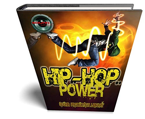 Save %49 Now! Hip Hop POWER - Large Unique original Multi-Layer Studio Wave Samples/Loops Library 4....