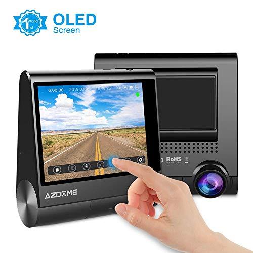 AZDOME GPS Dashcam 1080P mit 3