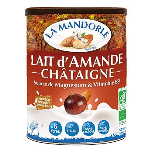 LA MANDORLE - Lait D'Amande Châtaigne Fleur De Châtaigne 400G