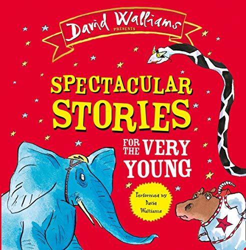 Spectacular Stories for the Very Young     Four Hilarious Stories              De :                                                                                                                                 David Walliams                               Lu par :                                                                                                                                 David Walliams                      Durée : 33 min     Pas de notations     Global 0,0