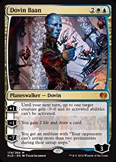 Magic The Gathering - Dovin Baan (179/264) - Kaladesh