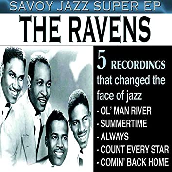 Savoy Jazz Super EP: The Ravens