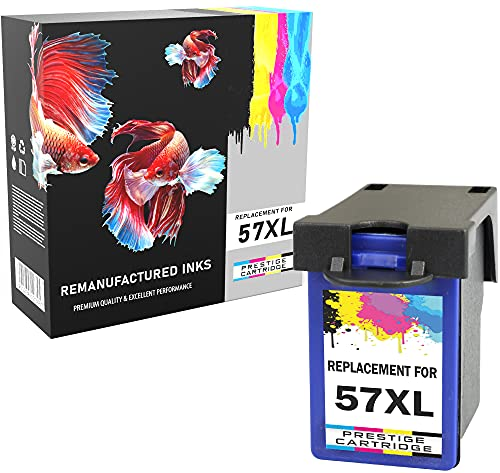 Prestige Cartridge 1 x HP57 - Cartucho de tinta, tricolor