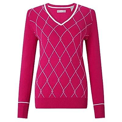 Callaway Jacquard Sweater Golf