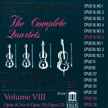 Beethoven, L.: String Quartets (Complete), Vol. 8 - Nos. 6 and 16
