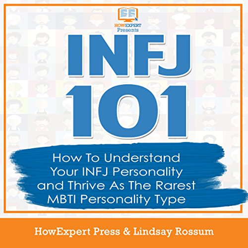 INFJ 101 audiobook cover art