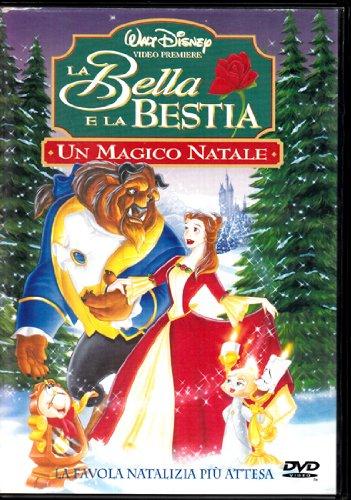 La bella e la bestia-MAGICO NATAL