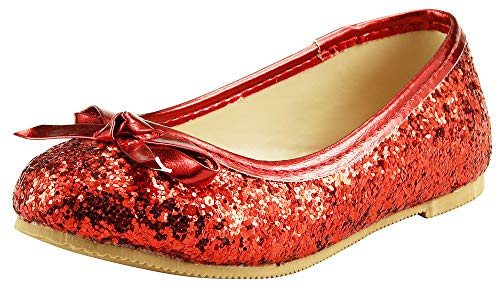 Top 10 best selling list for dorothy gale ruby slippers character dance shoes