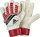 adidas Performance ACE Training Goalie Gloves, Bright Red, Size 4