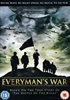 Everymans War [DVD] [Import]