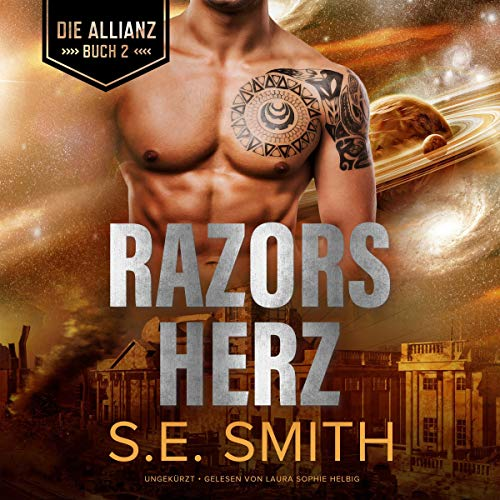 Razors Herz [Razor's Heart] cover art