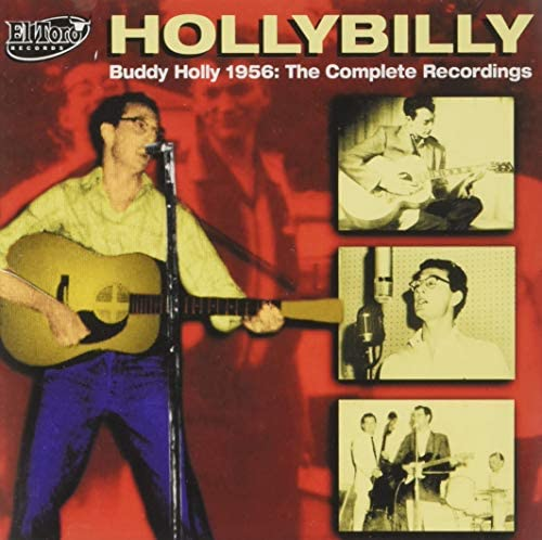 Hollybilly Buddy Holly 1956 The Complete Recordings product image
