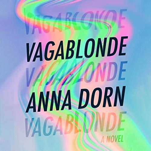 Vagablonde audiobook cover art